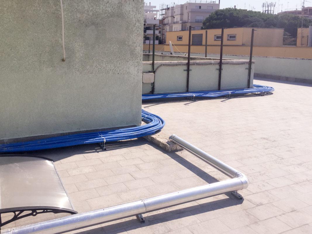 Ristrutturazione terrazza condominio 11